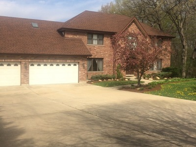 Mokena Single Family Home For Sale: 19506 South Hunter Trail