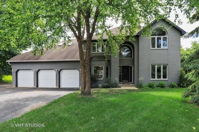 Grayslake Single Family Home Price Change: 100 Parker Drive
