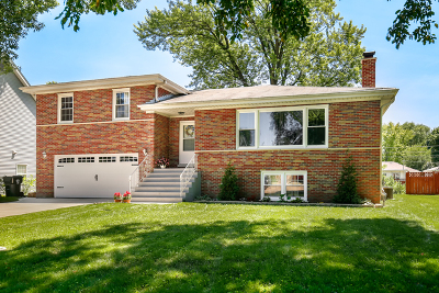 Mount Prospect Single Family Home Price Change: 405 West Larkdale Lane