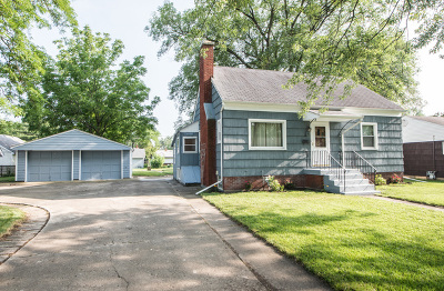 Crete  Single Family Home For Sale: 682 1st Street