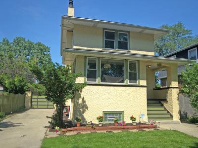 Oak Park Single Family Home For Sale: 905 Wenonah Avenue