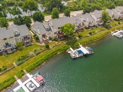 Plainfield Condo/Townhouse For Sale: 22928 Pilcher Road