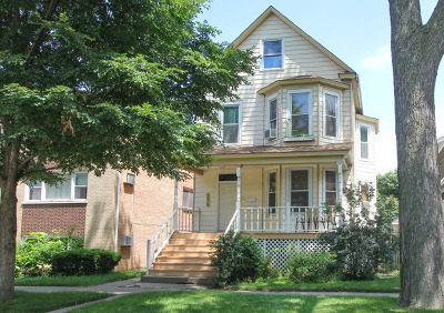 Forest Park Multi Family Home For Sale: 936 Marengo Avenue
