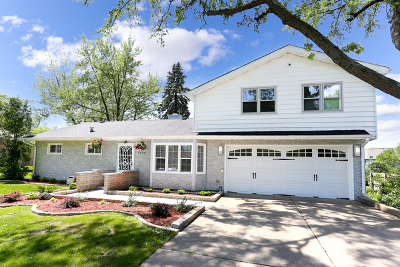 Hinsdale Single Family Home Price Change: 5524 South Bruner Street