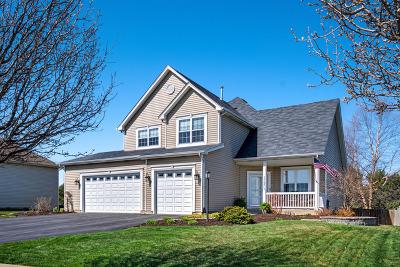 Aurora Single Family Home For Sale: 1702 Diamond Creek Lane