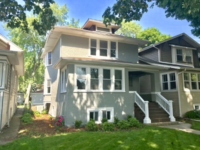 Oak Park Single Family Home For Sale: 1183 Home Avenue