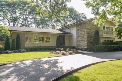 Palatine Single Family Home For Sale: 2301 Longacres Lane