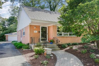 Glen Ellyn Single Family Home For Sale: 407 Turner Avenue