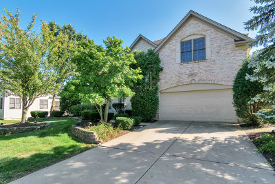 Plainfield Single Family Home For Sale: 22631 Deer Path Lane