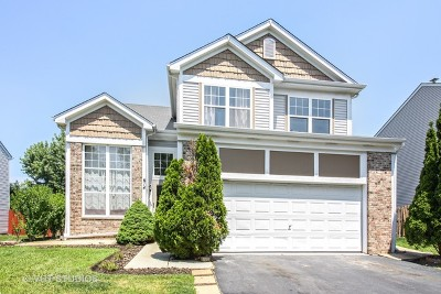 Will County Single Family Home New: 614 Bluebird Drive