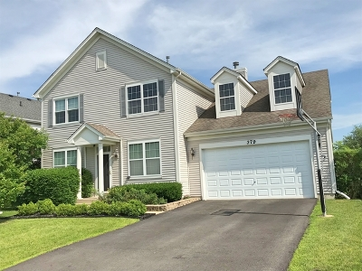 Cary Single Family Home For Sale: 379 Oakmont Drive