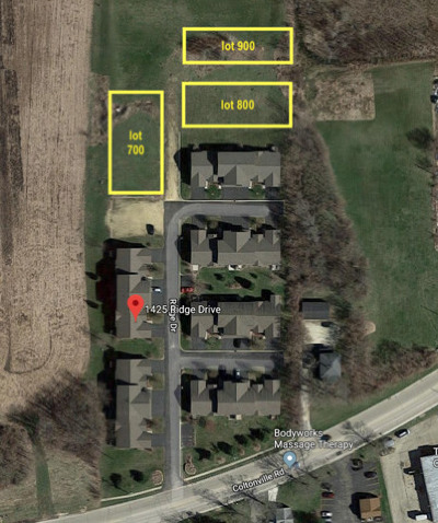Sycamore Residential Lots & Land For Sale: Lots @ Ridge Drive
