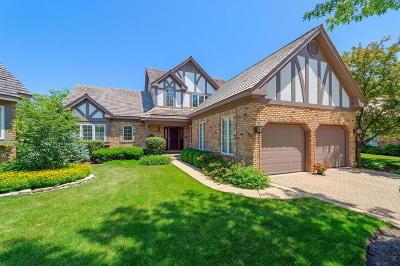 Burr Ridge Single Family Home Price Change: 54 Chesterfield Court