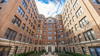Condo/Townhouse Sold: 725 West Sheridan Road #506