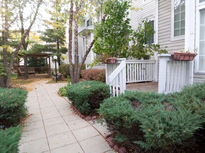 Hanover Park Condo/Townhouse Price Change: 6310 Nugget Circle