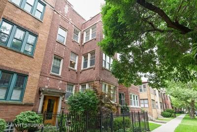 Multi Family Home Contingent: 5104 North Leavitt Street