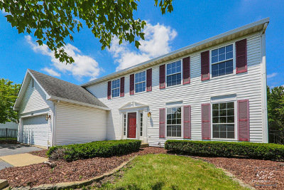 Naperville Single Family Home Contingent: 1303 Bent Creek Court