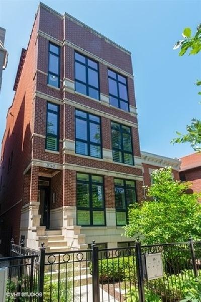 Condo/Townhouse For Sale: 2042 North Racine Avenue #301