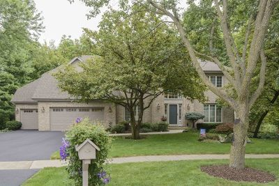 Batavia Single Family Home Price Change: 1614 Derby Drive