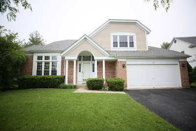 Lake Zurich Single Family Home For Sale: 1300 Thorndale Lane