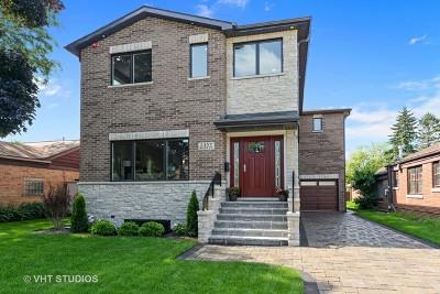 Skokie Single Family Home For Sale: 5357 Main Street