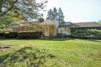 Glenview Single Family Home For Sale: 747 Windsor Road