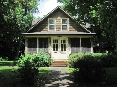 Dwight Single Family Home For Sale: 308 West Chippewa Street