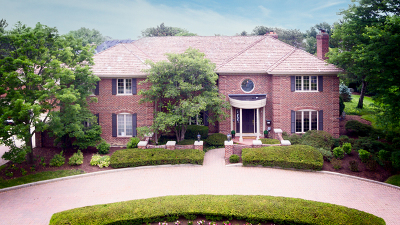 Hinsdale Single Family Home For Sale: 535 Princeton Road