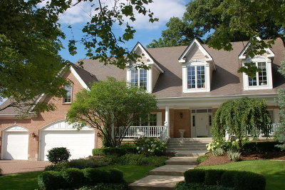 St. Charles Single Family Home For Sale: 3006 Royal Fox Drive