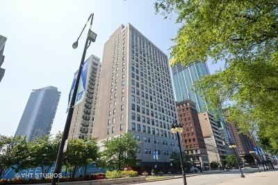 Condo/Townhouse For Sale: 910 South Michigan Avenue #611