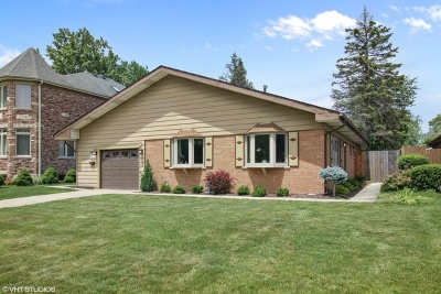Glenview Single Family Home For Sale: 4642 Linden Avenue