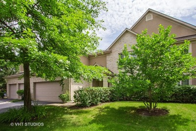 Lincolnshire Condo/Townhouse For Sale: 20 Beaconsfield Court