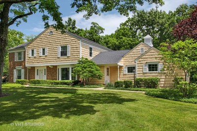 Lake Forest Single Family Home For Sale: 567 Rockefeller Road