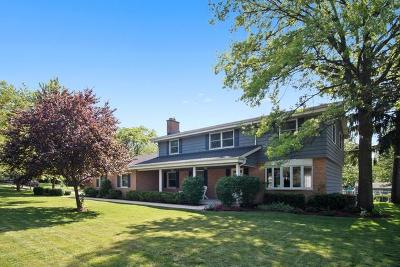 Downers Grove Single Family Home For Sale: 1400 62nd Street
