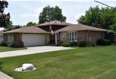 Lynwood  Single Family Home For Sale: 20600 Sandridge Drive