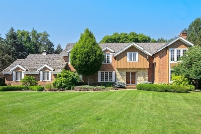Oak Brook Single Family Home For Sale: 1205 Midwest Club Parkway