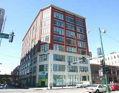 Condo/Townhouse For Sale: 1020 South Wabash Avenue #2A