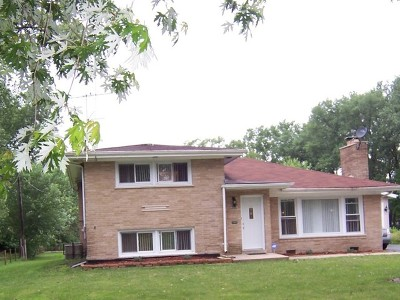 South Holland Single Family Home For Sale: 15638 Clyde Avenue