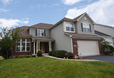 Geneva Single Family Home For Sale: 0n674 Fieldstone Lane