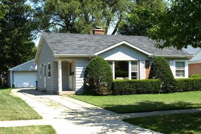 Mount Prospect Single Family Home For Sale: 213 South Owen Street