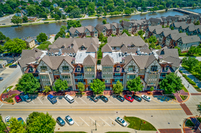 St. Charles Condo/Townhouse For Sale: 450 South 1st Street #207