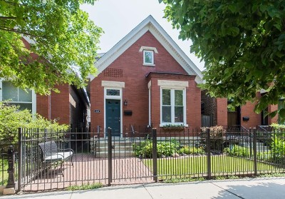 Single Family Home For Sale: 2133 West Erie Street