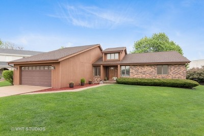 Arlington Heights Single Family Home For Sale: 1421 West Russell Court