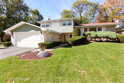 Arlington Heights Single Family Home For Sale: 1912 North Spruce Terrace