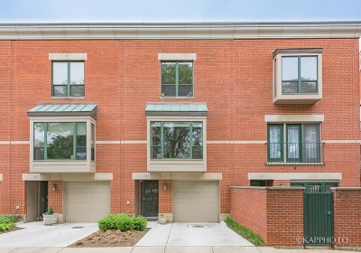Rental For Rent: 1453 West Harrison Street #1453