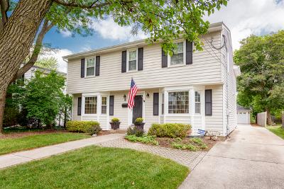 Glen Ellyn Single Family Home New: 378 Ridgewood Avenue