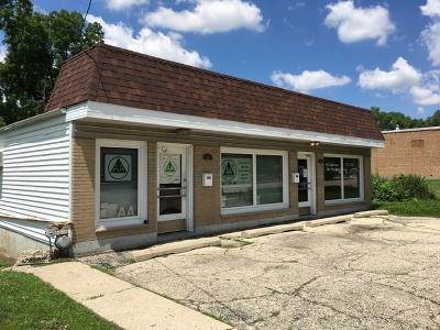Elgin Commercial For Sale: 356 Dundee Avenue #2