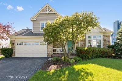 Lake Zurich Single Family Home Price Change: 1208 Thorndale Lane