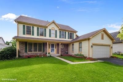 Elgin Single Family Home For Sale: 1215 Tannery Ridge Road