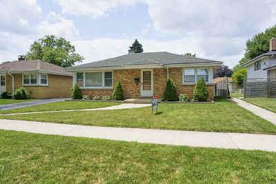 Berkeley Single Family Home For Sale: 1034 Arthur Avenue